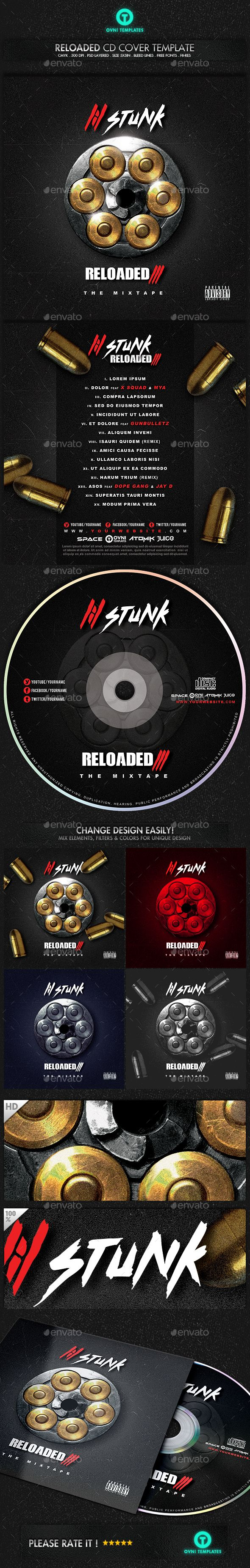 Gun Bullets Urban Hip Hop Rap Mixtape Cover Template PSD. Download here: http://graphicriver.net/item/gun-bullets-urban-hip-hop-rap-mixtape-cover-template/15402434?ref=ksioks