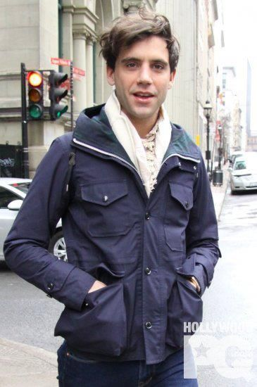 """""""Mika goes for a stroll with his sister"""" Montreal, Quebec Canada March 25, 2012"""