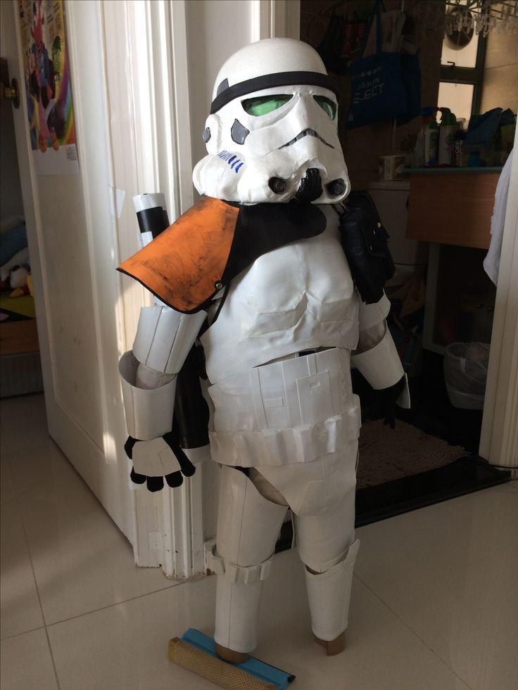 17 Best Images About Diy Stormtrooper Sandtrooper On