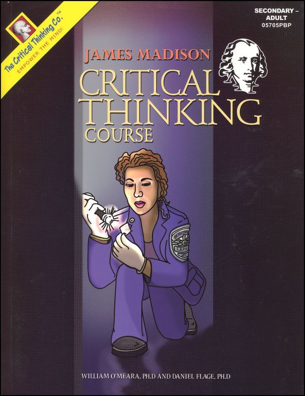 Looks like an interesting critical thinking/logic program  Check out www.NYHomeschool.com as well.