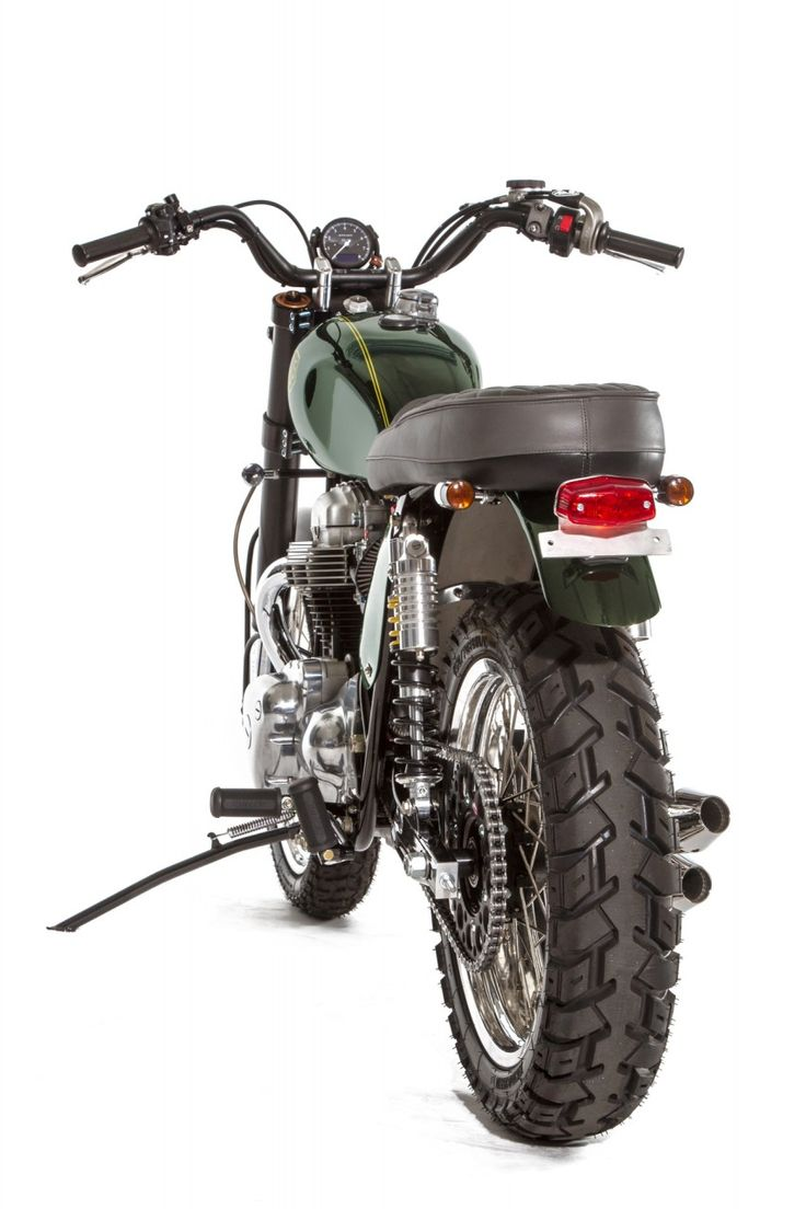 TT800 | Deus Ex Machina | Custom Motorcycles, Surfboards, Clothing and Accessories