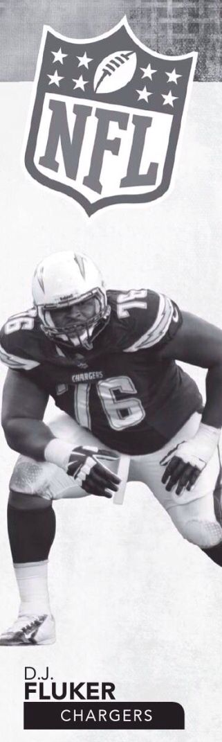 D.J. Fluker from Alabama is one of many players who have moved on to the NFL, now with the Chargers - picture from the 2015 Alabama Football Media Guide #Alabama #RollTide #BuiltByBama #Bama #BamaNation #CrimsonTide #RTR #Tide #RammerJammer