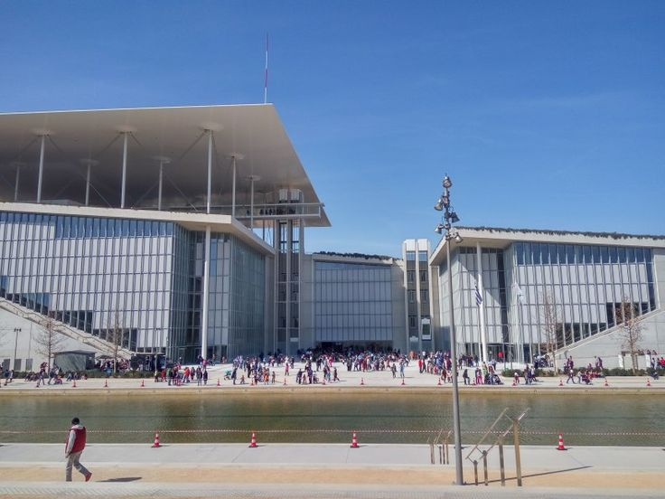 Stavros Niarchos FoundationCultural Center – Beautypitstop