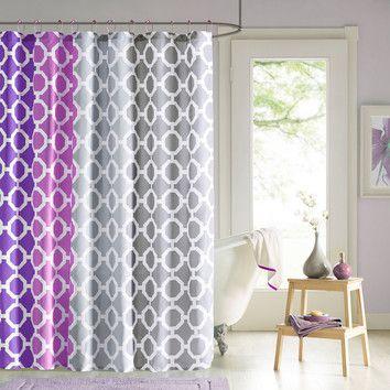 Zipcode™ Design Ada 14 Piece Shower Curtain Set & Reviews | Wayfair