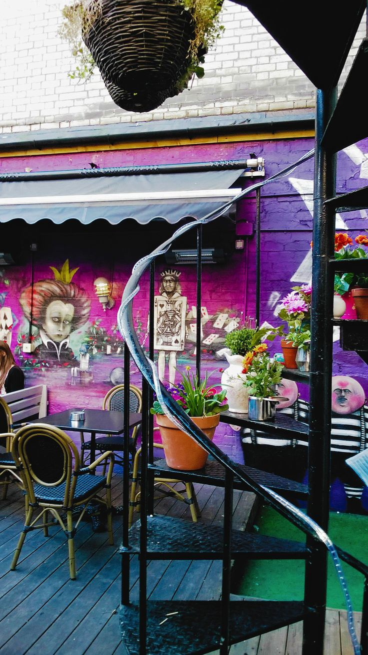 The Jekyll & Hyde is one of the most unique little bars in all of Birmingham! Gin lover or not, this attractive parlour will get you sipping on a sloe gin as quick as a flash! Peruse their unique little cocktails which even includes drinking gin out of a bath!