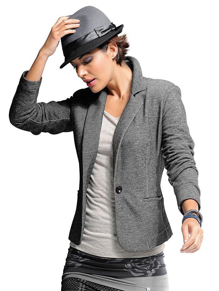Alba Moda Sweatblazer in modischer Two-Tone-Jerseyqualität Jetzt bestellen unter: https://mode.ladendirekt.de/damen/bekleidung/blazer/sweatblazer/?uid=364a0ae0-c255-5205-9b3c-b0533f3a12e8&utm_source=pinterest&utm_medium=pin&utm_campaign=boards #blazer #sweatblazer #bekleidung