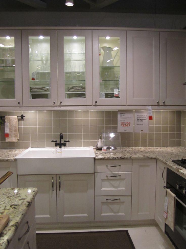 grey ikea kitchens - Google Search Kitchen Ideas Pinterest - fyndig k che ikea