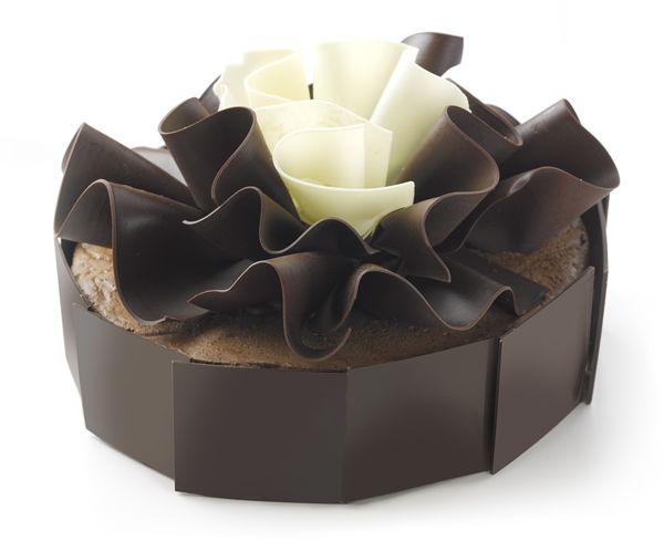 Torta San Esteban de Cory, Pastelería Austríaca