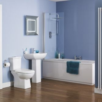 Asselby Bathroom Suite from BigBathroomShop.co.uk.