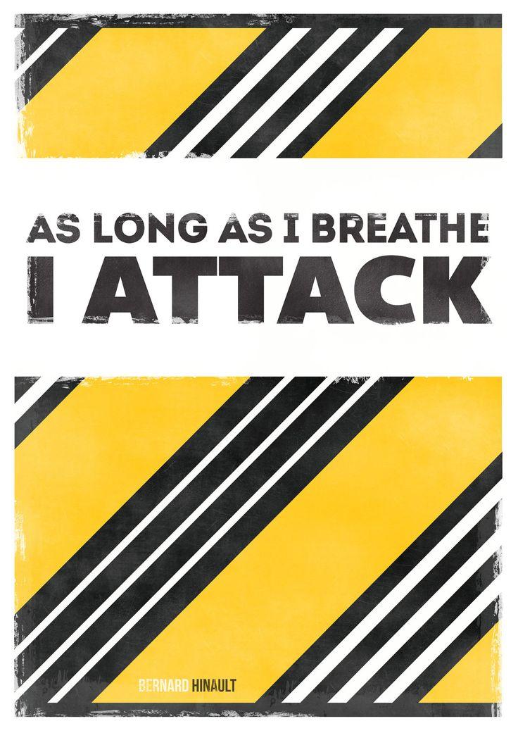 "Cycling Art Print (Medium)- Tour De France Cycling Quote: Bernard Hinault - (Size A3 11.5"" x 16.5""). £19.00, via Etsy."
