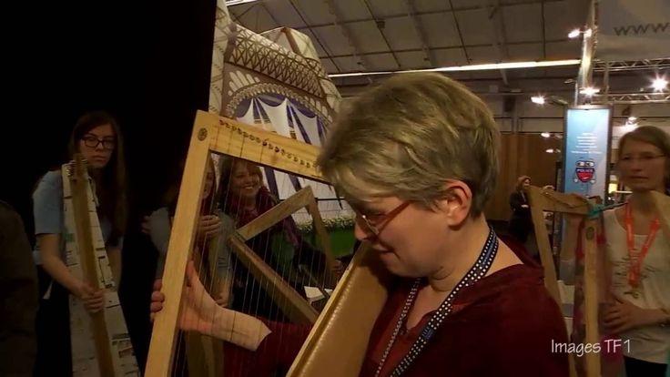 Ulule pour pop'harpe