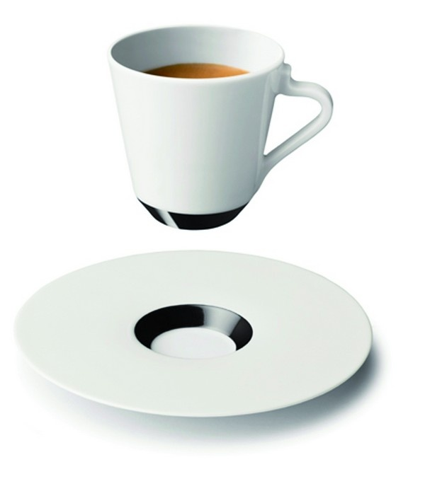 Andree Putman cups for Nespresso