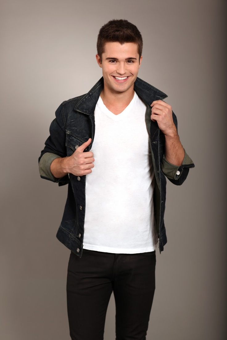 Spencer Boldman As Dexter Blackwell