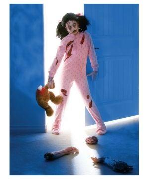 Zombie Girl Kids Costume - Girls Halloween Costumes