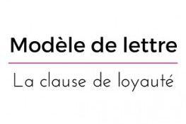 Modèles de lettres - page 4