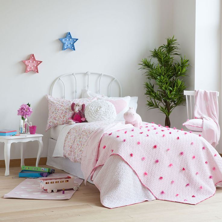 Zara home alfombras salon alfombra patchwork rosa for Zara alfombras