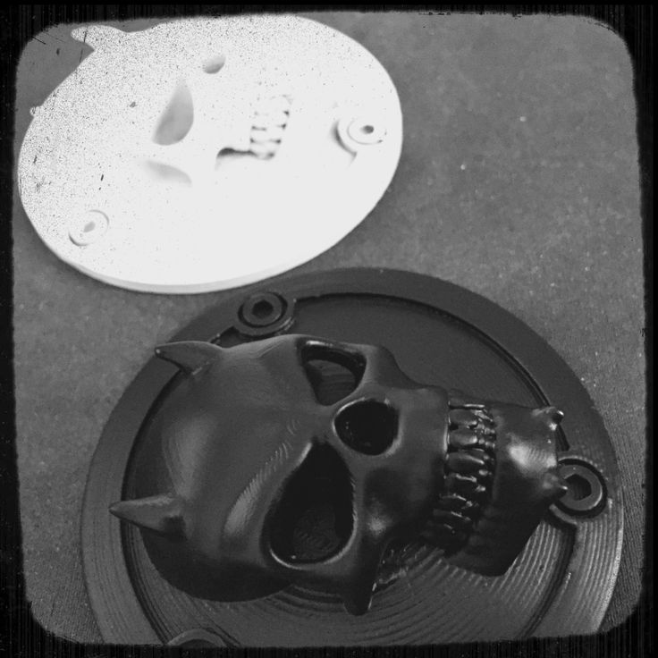 Devil Skull Air Filter Cap By Astraticoncreti Gmail Com
