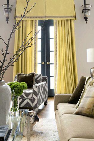 Valence and drapes