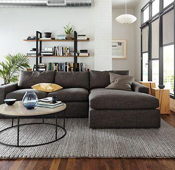 Best 20+ Dark Gray Sofa ideas on Pinterest