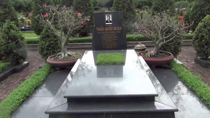 Thăm nghĩa trang Mai Dịch (1)
