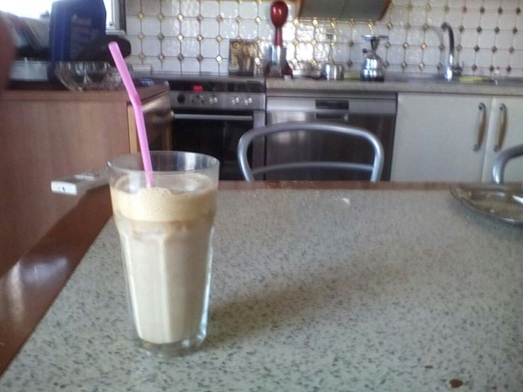 The best frappe of ever !