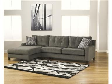 Shop For Signature Design RAF Loveseat 3130156 And Other Living Room Sectionals At Scholet