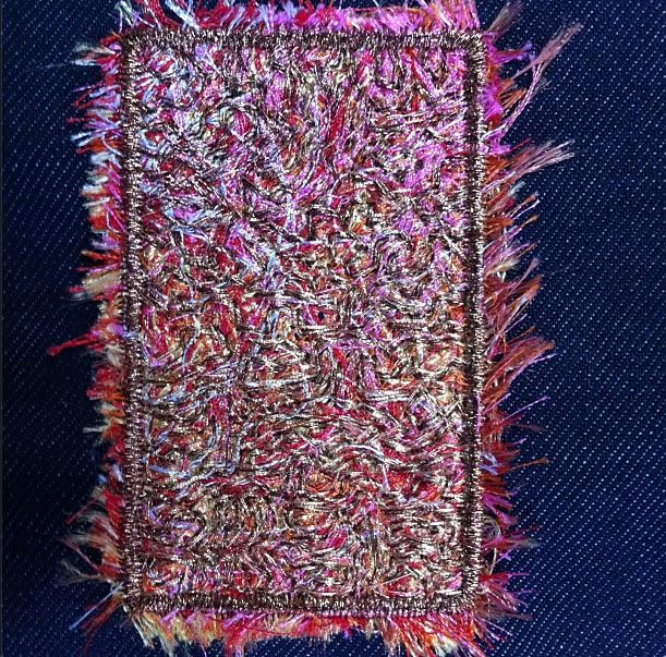 embroidery#colors#creative#thread