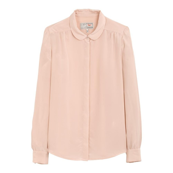 beachwood blouse ++ aubin & wills