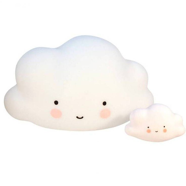 Cloud LED Night Light                                                                                                                                                                                 Mais