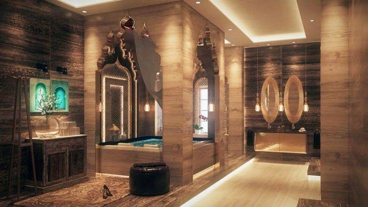 luxus badezimmer modern braun | masion.notivity.co