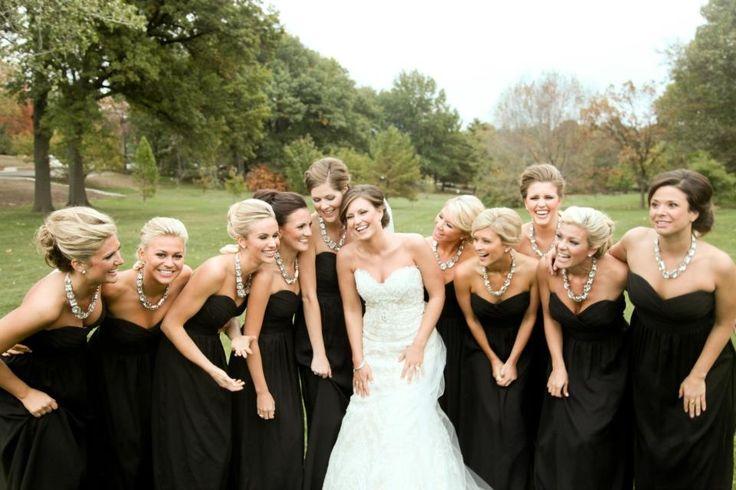 Bridesmaid Statement Necklaces