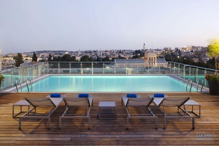 18 best saint george hotel landmark images on pinterest for Hotel design jerusalem