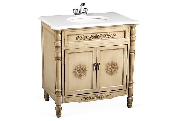 Clark Sink Cabinet on OneKingsLane.com