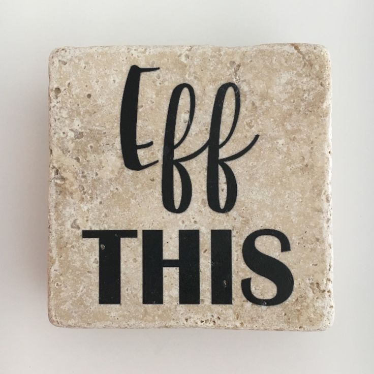 Eff This Natural Travertine Tile Tumbled Stone Table Coasters Set of 4 with Full Cork Bottom
