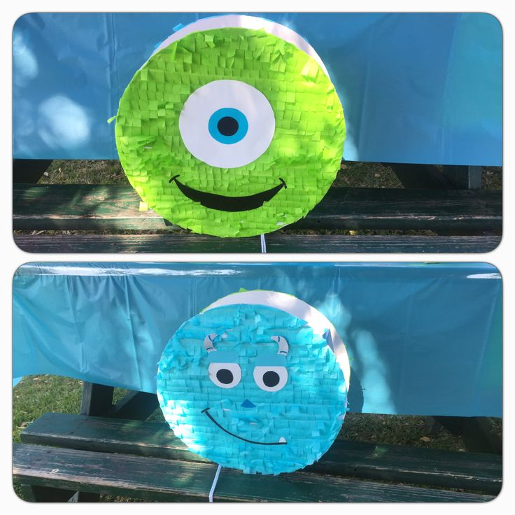 Piñata - Monster University