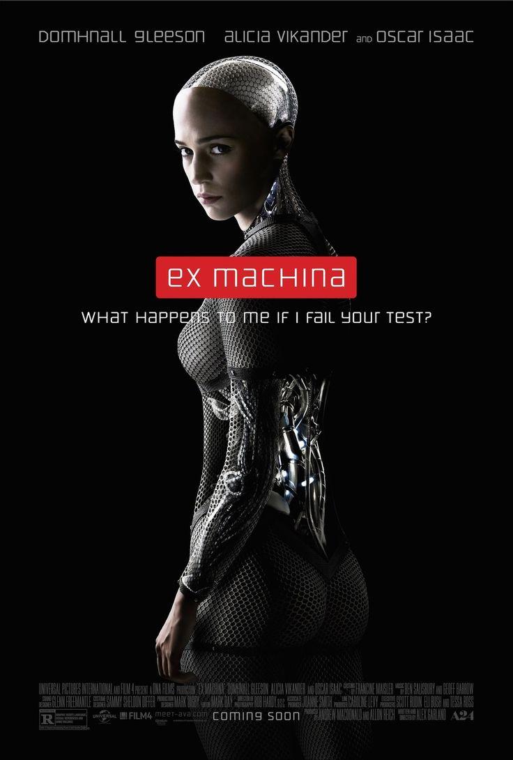 Ex Machina DVD Release Date | Redbox, Netflix, iTunes, Amazon