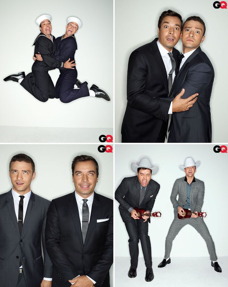 Love Fallon and Timberlake