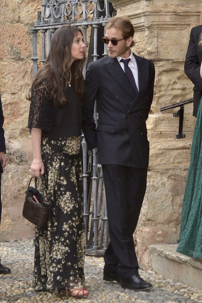 European aristocracy attended wedding of Alejandro Santo Domingo and Lady Charlotte Wellesley in Spain