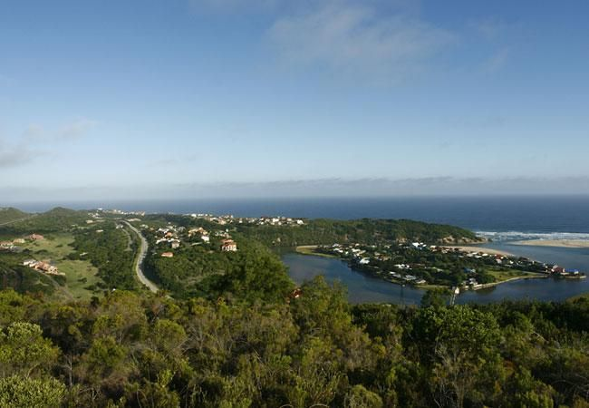 Great Brak River nestles in a perfect Garden Route setting situated midway between George & MosselBay