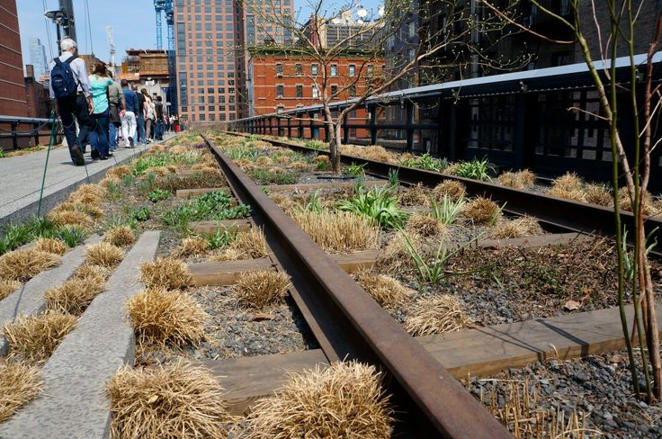 My 6 favorite New York experiences: Walk along the High Line