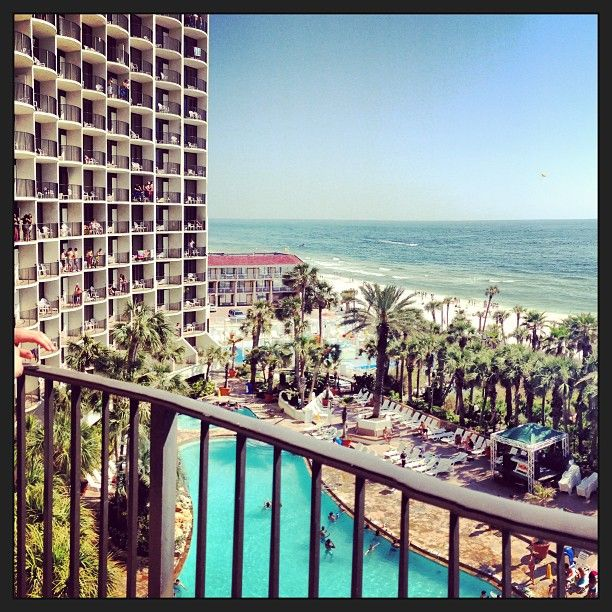 Holiday Inn Resort In Panama City Beach Fl Florida Adventures 2018 Pinterest And