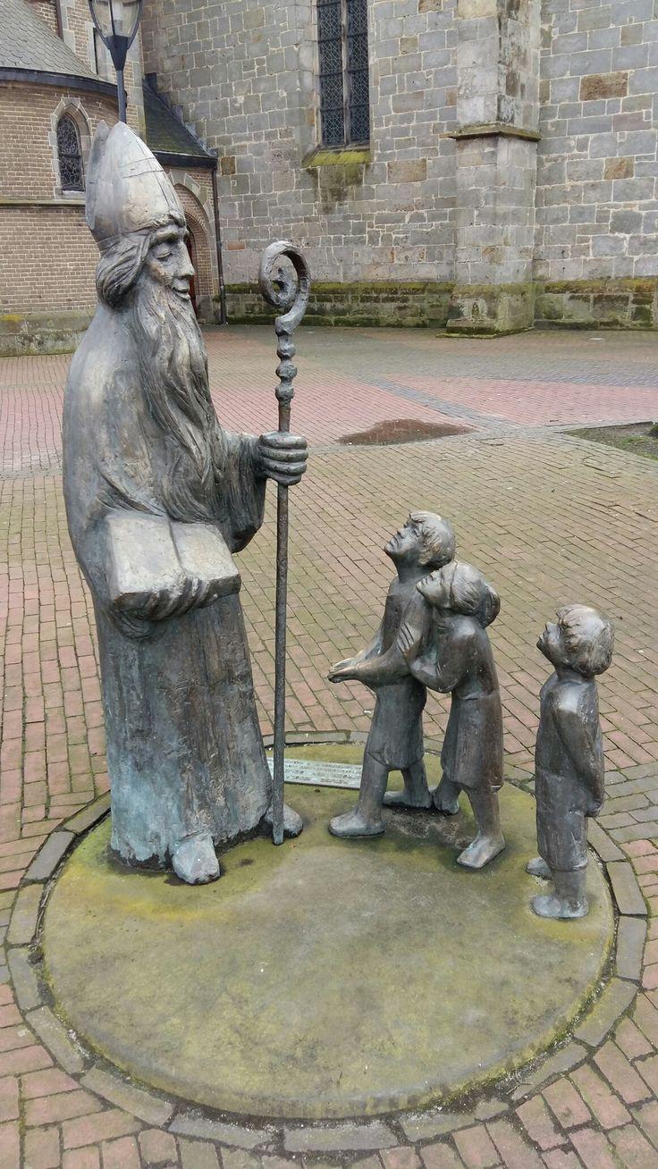 Sint Nicolaasbeeld (Denekamp)