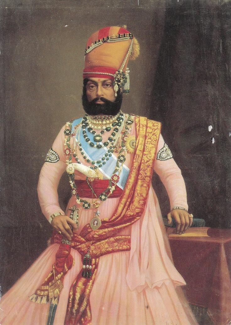 the maharajah of jodhpur