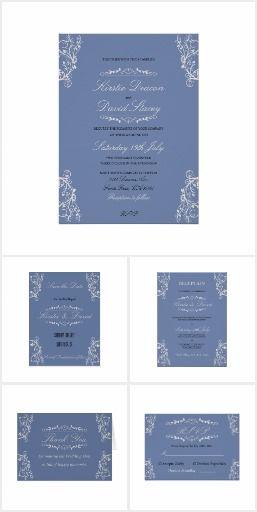 Wedding Stationery & Accessories Set 11