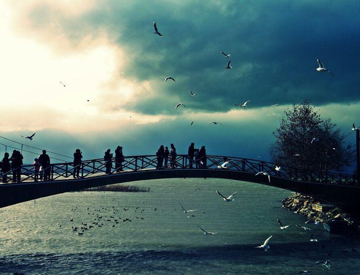 Lake beysehir