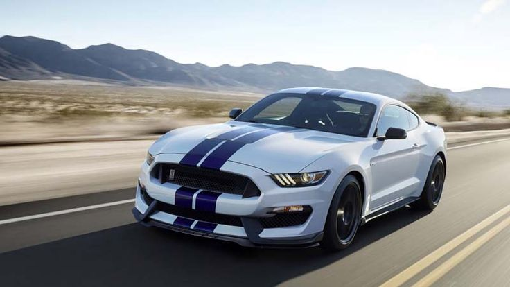 2017 Ford Shelby GT500