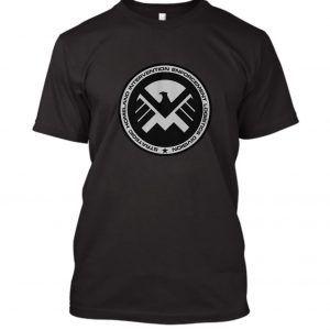 HolyGeekz! #Avengers #SHIELD Cotton Tshirts.  #ScienceFiction #MarvelComics #Geeks #Geek