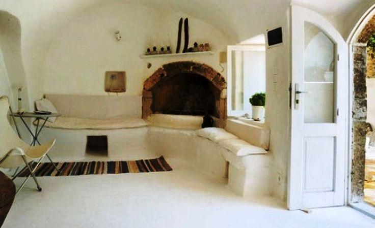 Σπίτια με θαλασσινό αέρα Οι Κυκλάδες με την ιδιαίτερη αρχιτεκτονική τους δημιουργούν μια μοναδική εικόνα.