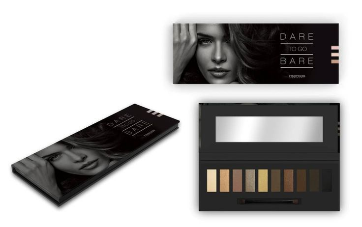 DARE TO GO BARE  #NUDEAMBITION  #EYECONTOURING  #EYES  #PAPERPALETTE