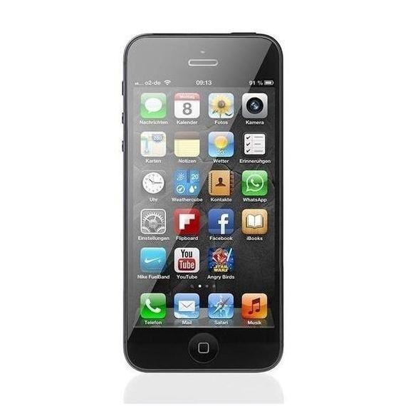 Apple iPhone 5 Unlocked GSM Smartphone 32GB - Black or White